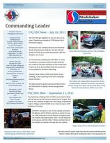 Click to view the October 2011 Newsletter