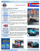 Click to view the January 1, 2016 newsletter